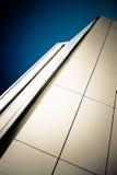 abstrakcjonistyczny architektoniczny skyscrapper Obraz Royalty Free