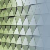 abstrakcjonistyczny architektoniczny szczegół Obraz Royalty Free