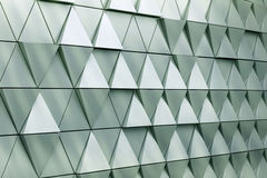 abstrakcjonistyczny architektoniczny szczegół Zdjęcia Royalty Free