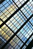 Abstrakcjonistyczny architektoniczny tło obrazy stock