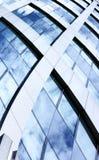 abstrakcjonistyczny architektoniczny tło fotografia stock
