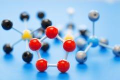 Abstrakcjonistyczny atom Fotografia Royalty Free