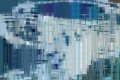 abstrakcjonistyczny błękit ilustracji