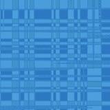 abstrakcjonistyczny błękit Obrazy Royalty Free