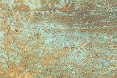 Abstrakcjonistyczny błękit, beż i turkusu tła tapety tekstura, Fotografia Royalty Free
