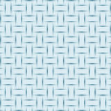 Abstrakcjonistyczny błękit wyplata teksturę, embossed cienia tła wektor Fotografia Stock
