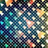 Abstrakcjonistyczny błękita światła szablonu tło ilustracja wektor