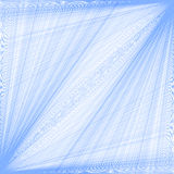 Abstrakcjonistyczny błękita światła tło od linii ilustracji