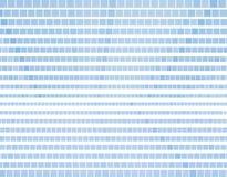 Abstrakcjonistyczny błękita kwadrata wzór, piksel kropkuje mozaikę Zdjęcia Royalty Free