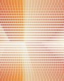 Abstrakcjonistyczny błękita kwadrata wzór, piksel kropkuje mozaikę Obrazy Stock