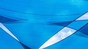 Abstrakcjonistyczny błękita wzór, tło i Obrazy Royalty Free