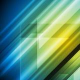 Colourful technika wektoru tło Zdjęcia Royalty Free