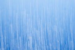 Abstrakcjonistyczny Błękitny i Biały tło -7 obraz royalty free