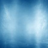 Abstrakcjonistyczny Błękitny tło Zdjęcia Royalty Free