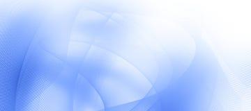 Abstrakcjonistyczny błękitny tło Zdjęcie Royalty Free