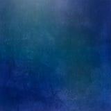 Abstrakcjonistyczny Błękitny tło Zdjęcie Stock