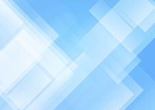 Abstrakcjonistyczny Błękitny tło Obraz Royalty Free
