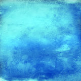 Abstrakcjonistyczny błękitny tło dla tła Zdjęcie Stock