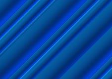 Abstrakcjonistyczny błękitny tło i abstrakcjonistyczny akrylowy obraz Gredient rozmyty tło royalty ilustracja