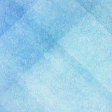 Abstrakcjonistyczny błękitny tło z świetnym szczegółowym kreskowym tekstura projektem Fotografia Royalty Free