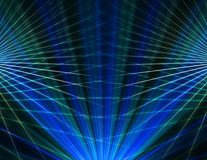 Abstrakcjonistyczny błękitny technologii tło Zdjęcie Stock