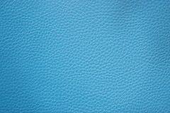 Abstrakcjonistyczny błękitny textured rzemienny tło zdjęcie royalty free