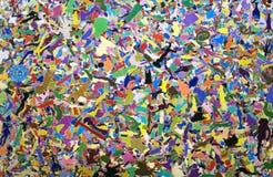 abstrakcjonistyczny backgroud - szczegół makata Obraz Royalty Free