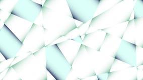 Abstrakcjonistyczny barwiony tło z zieleni, błękitnego i białego gradientem, royalty ilustracja