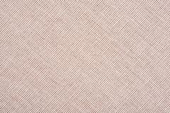 Abstrakcjonistyczny beżowy tkaniny tekstury tło Książkowa pokrywa zdjęcie stock