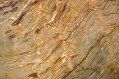 Abstrakcjonistyczny beżu marmur jako tło Obraz Stock