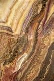 Abstrakcjonistyczny beżu marmur jako tło Fotografia Stock