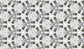 Abstrakcjonistyczny Bezszwowy Bitmap tła wzór - tekstury płytka zdjęcia stock