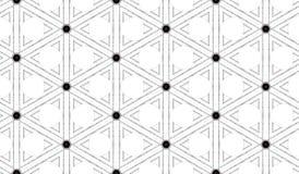 Abstrakcjonistyczny Bezszwowy Bitmap tła wzór - tekstury płytka zdjęcia royalty free
