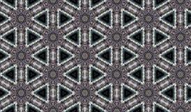 Abstrakcjonistyczny Bezszwowy Bitmap tła wzór - tekstury płytka ilustracja wektor
