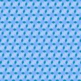 Abstrakcjonistyczny bezszwowy geometryczny wzór z dziesięć gwiazdowym kątem Zdjęcie Stock