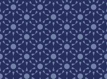 Abstrakcjonistyczny Bezszwowy Islamski wzór Zdjęcie Royalty Free