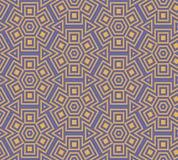 Abstrakcjonistyczny bezszwowy koloru wzór zdjęcie royalty free