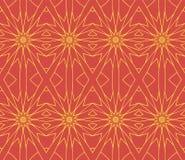 Abstrakcjonistyczny bezszwowy koloru wzór obrazy royalty free