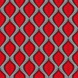 Abstrakcjonistyczny bezszwowy wzór Zdjęcie Stock