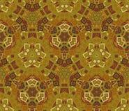 Abstrakcjonistyczny bezszwowy wzór, tło Komponujący barwioni geometryczni kształty ilustracji