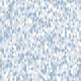 Abstrakcjonistyczny bezszwowy wzór trójboki Cienie i gradienty geometryczni kształty ilustracji