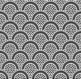Abstrakcjonistyczny bezszwowy wzór Obrazy Stock