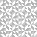 Abstrakcjonistyczny bezszwowy wzór z trójbokami Obraz Royalty Free