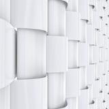Abstrakcjonistyczny biały tło. Fotografia Royalty Free