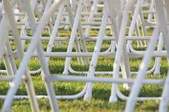 abstrakcjonistyczny biel Fotografia Stock