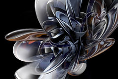 Abstrakcjonistyczny blure Obrazy Stock
