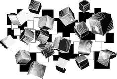 Abstrakcjonistyczny blure Zdjęcie Royalty Free