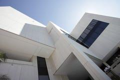 abstrakcjonistyczny budynek Zdjęcie Royalty Free