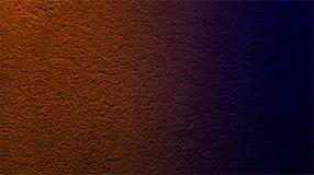 Abstrakcjonistyczny ceglanej czerwieni fio?kowy kolor z ?ciennym szorstkim suchym tekstury t?em obrazy royalty free