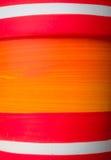 Abstrakcjonistyczny ceramiczny tło Zdjęcia Royalty Free